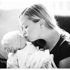 Newborn photographer Columbus OH