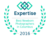 One of the best newborn photographers in Columbus, OH by Expertise.com